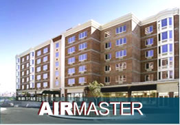 Airmaster Commercial Heating and Air Conditioning Work Caldwell NJ