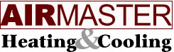 Airmaster Heating & Cooling Logo
