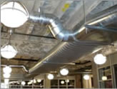 Heating and Cooling duct Installation NJ